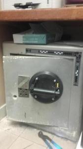 Ouverture de coffre fort a2p suite perte de clé